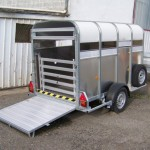 HLV Remorques - Betaillere Ifor Williams P8G b