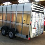 HLV Remorques - Betailleres Ifor Williams TA510G 2
