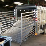 HLV Remorques - Betailleres Ifor Williams TA510G 4